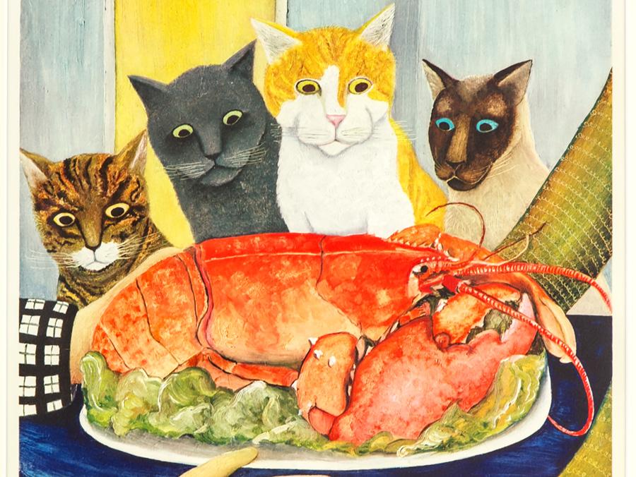 Преимущества натурального кормления кошек